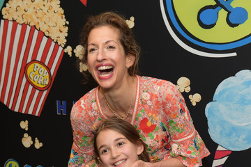 Alysia Reiner Jessica and Jerry Seinfeld Host GOOD+ Foundation's 2017 NY Bash - Arrivals