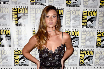 Alyson Michalka Comic-Con International 2016 - 'iZombie' Press Line