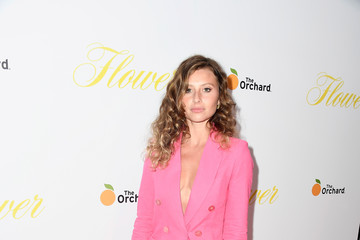 Alyson Michalka Premiere Of The Orchard's 'Flower' - Arrivals