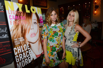 Alyson Michalka Celebs Celebrate Nylon's Young Hollywood Issue — Part 2