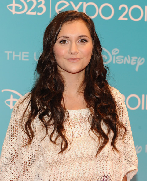 Alyson Stoner Actress Alyson Stoner attend Day 2 of Disney's D23 Expo 2011 at the Anaheim Convention Center on August 20, 2011 in Anaheim, California.