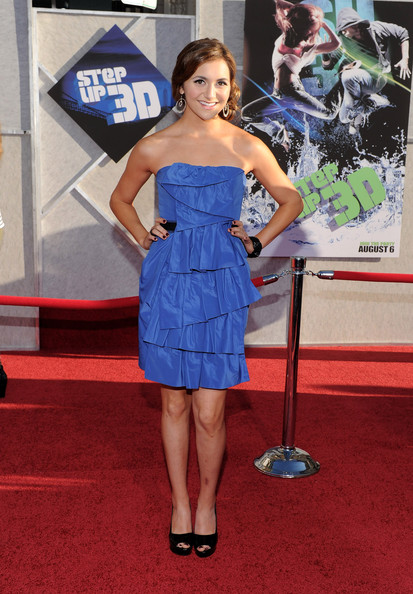 ... Martella has been in a relationship with Alyson Stoner (2009 - 2010