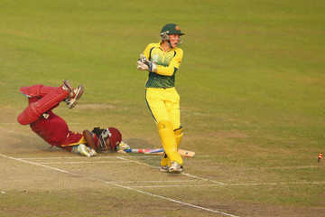 Alyssa Healy Australia Women v West Indies Women