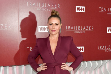Alyssa Milano VH1 Trailblazer Honors - Arrivals