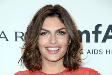 Alyssa Miller  Arrivals at the amfAR New York Gala