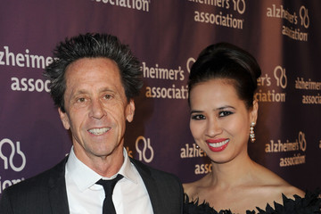 """Brian Grazer Chau-giang Thi Nguyen The Alzheimer's Association's 19th Annual """"A Night At Sardi's"""" - Red Carpet"""
