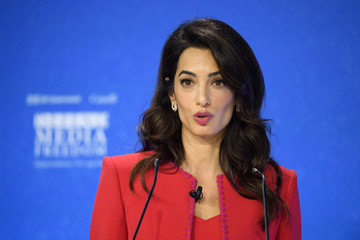 Amal Clooney European Best Pictures Of The Day - July 10, 2019