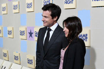 Amanda Anka Premiere of New Line Cinema and Warner Bros. Pictures' 'Game Night' - Red Carpet