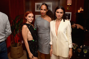 Amanda Brugel Entertainment Weekly And L'Oreal Paris Hosts The 2018 Pre-Emmy Party - Inside