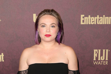 Amanda Fuller FIJI Water At Entertainment Weekly Pre-Emmy Party