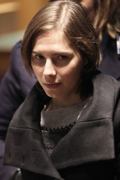 Appeal Trial Of Amanda Knox Continues Over The Guilty Verdict In The Murder Of Meredith Kercher
