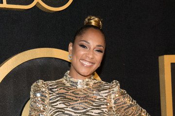 Amanda Seales HBO's Post Emmy Awards Reception - Red Carpet