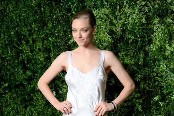Amanda Seyfried 12th Annual CFDA/Vogue Fashion Fund Awards - Arrivals