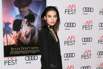 Amanda Steele AFI FEST 2016 - Opening Night Premiere Of 'Rules Don't Apply' - Red Carpet