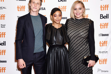 Amandla Stenberg 2018 Toronto International Film Festival - 'Where Hands Touch' Premiere