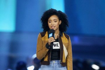 Amandla Stenberg WE Day California