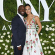 Amanza Smith Brown 2017 Tony Awards - Arrivals