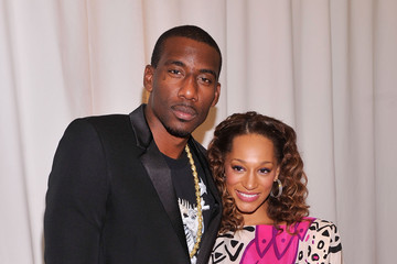 """Amare Stoudemire Alexis Welch """"A Year In A New York Minute"""" Photo Exhibition"""