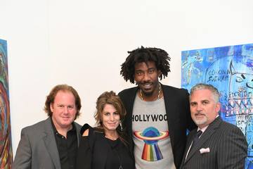 Amare Stoudemire Art Miami/CONTEXT Art Miami 2017