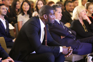 Amare Stoudemire The Daily Front Row Third Annual Fashion Media Awards - Show
