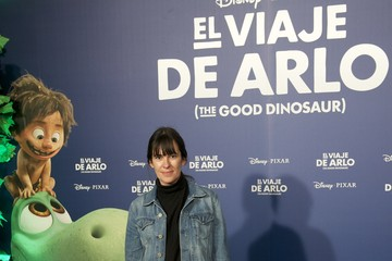 Amaya Arzuaga 'The Good Dinosaur' Madrid Premiere