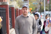 Director Marc Webb attends 'The Amazing Spider-Man 2' Be Amazing Day Volunteer Day at I.S. 145 Joseph Pulitzer on April 25, 2014 in the Queens borough of New York City.