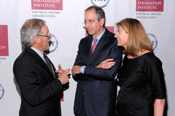 Aileen Roberts The Ambassadors For Humanity Gala Honoring Brian L. Roberts To Benefit The USC Shoah Foundation Institute - Inside