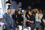 Atmosphere at the Amber And CC Sabathia Cheer On Team 52 Marathon With Haute Living, Armani Casa And Brooklyn Chophouse on November 3, 2018 in New York City.