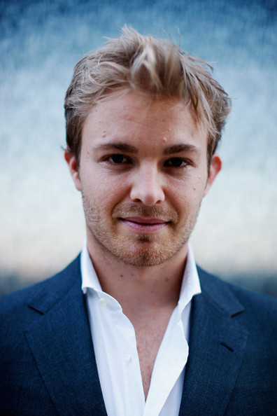nico rosberg in amber fashion show zimbio. Black Bedroom Furniture Sets. Home Design Ideas