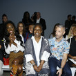 Amber Griffin Hogan McLaughlin - Front Row - September 2018 - New York Fashion Week: The Shows