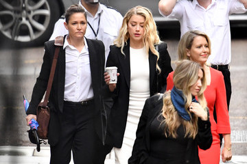 Amber Heard Penultimate Day Of Johnny Depp Libel Trial
