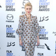 Amber Heard 2020 Film Independent Spirit Awards  - Arrivals
