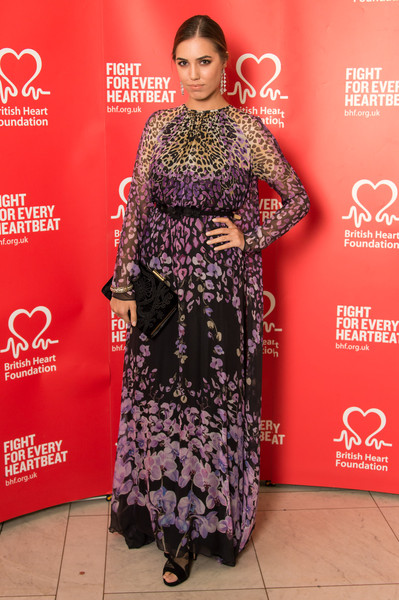 British Heart Foundation's Tunnel of Love Fundraiser - Arrivals