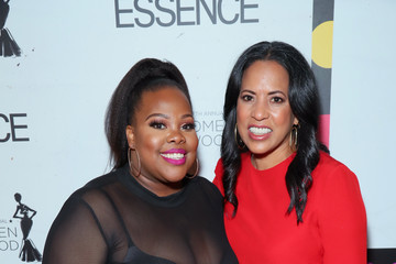 Amber Riley 2019 Essence Black Women In Hollywood Awards Luncheon - Inside