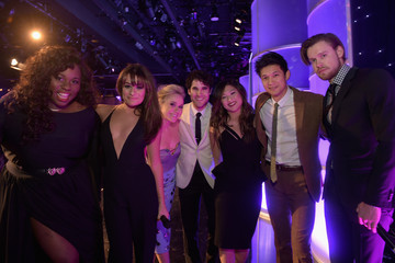 Amber Riley Family Equality Council's 2015 Los Angeles Awards Dinner - Inside