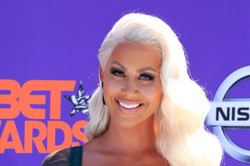 Amber Rose 2018 BET Awards - Arrivals