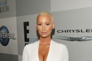 Amber Rose Universal, NBC, Focus Features, E! Entertainment - Sponsored By Chrysler And Hilton - After Party