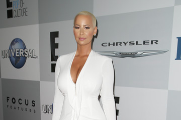 Amber Rose NBCUniversal Golden Globes Party