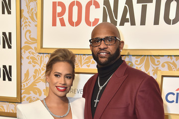 Amber Sabathia 2018 Roc Nation THE BRUNCH - Red Carpet