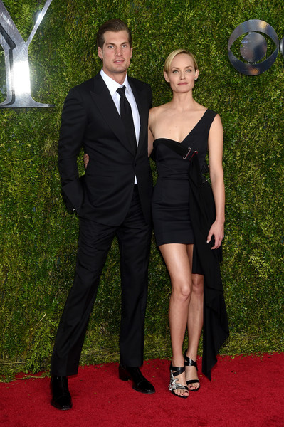 Christian McCaw and Amber Valletta