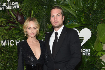 Amber Valletta God's Love We Deliver, Golden Heart Awards - Arrivals