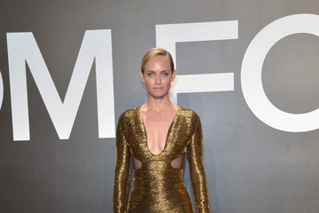 Amber Valletta Tom Ford Presents His Autumn/Winter 2015 Womenswear Collection At Milk Studios In Los Angeles - Red Carpet
