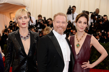 Amber Valletta Red Carpet Arrivals at the Met Gala — Part 3