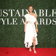 Amber Valletta Maison de Mode's Sustainable Style Awards presented by Aveda at 1Hotel West Hollywood