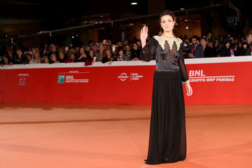 Ambra Angiolini '7 Minuti' Red Carpet - 11th Rome Film Festival