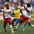 Ambroise Oyongo Arsenal v New York Red Bulls - Pre-Season Friendly