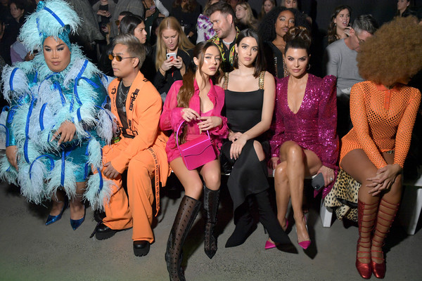 Christian Cowan Fall/Winter 2020 NYFW Show - Front Row