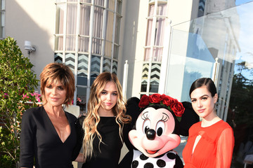 Amelia Hamlin Minnie Mouse at Fashion LA Awards