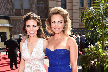 Amelia Heinle The 42nd Annual Daytime Emmy Awards - Red Carpet