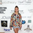 Amelie Anstett The Society Fashion Week / House Of Barretti Official After Party Hosted By Toddlers & Tiaras Star And Fashion Designer Isabella Barrett